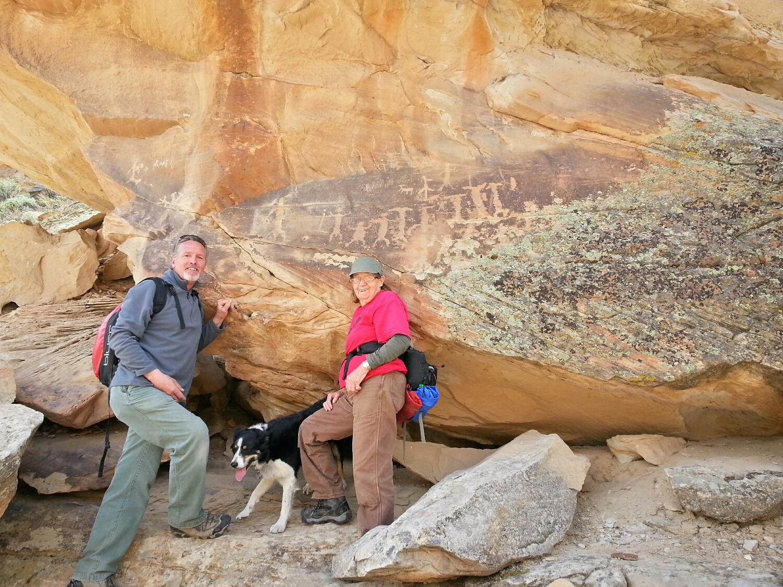 entering the canyon 2